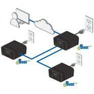 Dp-iboot-g2+ pdu 1 prise télécommandée 230vac, option extension 2 prises iec