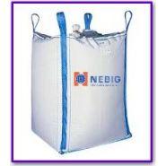 sac big bag type fcb tl en toile laminee goulotte de remplissage fond plat. Black Bedroom Furniture Sets. Home Design Ideas