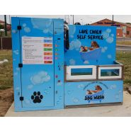 HAPPY WASH LAVE-CHIEN LIBRE SERVICE