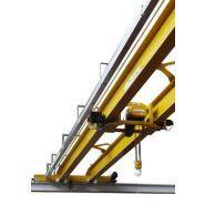 Pont roulant supérieur - gis - capacité de charge jusqu'à 5000 kg