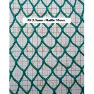Bâche, filet et capot pour remorque - Coveric - Dimensions 5m × 3.5m