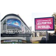 ÉCRAN LED OUTDOOR LEDINCOM TECHNOLOGIE DIP ET SMD PITCH DE 6 À 12MM