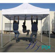 Abris médicaux mobiles - Fly Pix - Dimensions 6 x 3 m