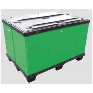 BOX-PALETTE TOUTES DIMENSIONS (BAC-LANDPACK BACBOX LIGHT)