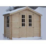 Cabanes en bois abri de jardin en bois id2191