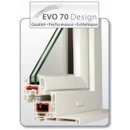 FENÊTRES EN PVC - EVO 70 DESIGN