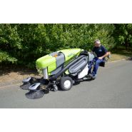 Green machines 400 (GM2) Balayeuse compacte de voirie - CMAR - 284 L
