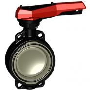 STANDARD BUTTERFLY VALVE TYPE 563 HAND LEVER WITH RATCHET SETTINGS