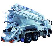 Atb 24 Camion pompe à béton
