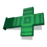FP 1440 diodes - Enseigne pharmacie - Enseignes & Lumières - Surface éclairée 900 x 900 mm