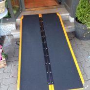 Rampe amovible shop ramp