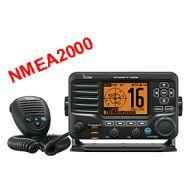VHF MARINE FIXE AVEC RECEPTEUR GPS ET AIS : IC-M605EURO