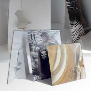 BKPLVC50 - Chevalet de comptoir - Bikom Shop - Dimension 21 X 21 Cm