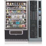 Distributeur combinÉ chaud/froid - rosso bar long