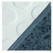 Bande podotactile d'alerte soudable PVC - Gerflor - Contraste tactile et visuel