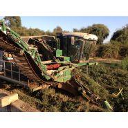 Récolteuse de tomate THV - MTS - Capacité de récolte 70 t/h - Puissance 192 kW