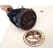 Marque à chaud electrique - Hans hilscher GmbH - Pour bois et cuir