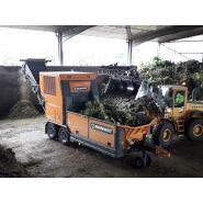 VALORMAX A - Broyeurs de déchets organiques - Noremat - Hauteur d'alimentation 615 à 820 mm
