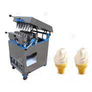 Machine de cornet de crème glacée - Henan Gelgoog - Capacité 300-350pcs/h