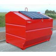 Container type euro - eurobenne s.a.s - capacité de 2 à 6 m³
