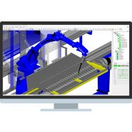 Almacam weld - logiciel cfao - alma - le logiciel de programmation hors-ligne de robots de soudage à l'arc