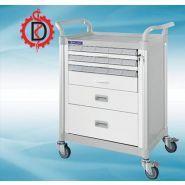 ABS B-15 - Chariot médical - Ets Dahmane - Longueur : 950mm