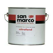 Nitrofond - peinture antirouille - san marco - pour metaux ferreux