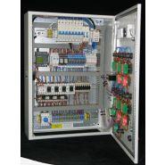 Câblage d'armoires électriques et de pupitres de commande.