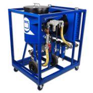 Installation de sablage complète KF-VARIJET pour tous types d'applications d'usinage