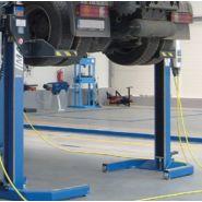 Colonnes mobiles pour poids lourds et autocars type: rge