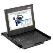 """X117 - tiroir console lcd 17"""" vga , dvi-d ou hdmi ultra haute résolution"""