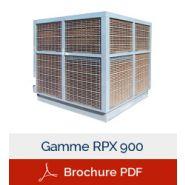 RPX900 - Rafraîchisseur - Australair - Débit d'air: 21600 à 32400 m3/h