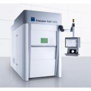 Trulaser cell 3000 - machine de découpe laser 3d - trumpf - laser à 5 axes