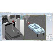 Silma - Logiciel de simulation - Métrologic services - Programmation hors ligne, simulation avancée et jumeau numérique