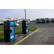 Distributeur de carburant - ERLA Technologies - avec volucompteur et automate intégrés