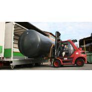 PV 50 V11P - Citerne à gaz sous pressions - Omega - 50 litres