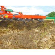 Chisel CH-100 - Cultivateur agricole - Segues - Largeur de travail 1.800 à 6.500 mm