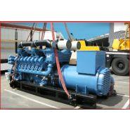 Groupe électrogène industriel grosse puissance