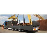 Profi Liner Multi Steel - Semi-remorque rideaux coulissants 12 000 kg