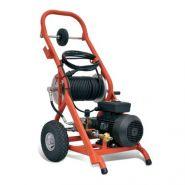Kj-1590 ii - hydrocureur - ridgid - pression de travail réelle de 1 160 psi (80 bar) et débit de 15,1 l/min