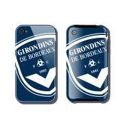 Coque iphone girondins de bordeaux bleu/ blanc