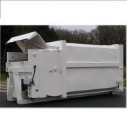 Compacteurs de déchets monobloc jmm15 sx a pelle