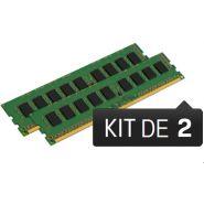 BARRETTE MÉMOIRE 4 GO MODULE ECC (KIT 2X2 GO) - DDR2 667 MHZ
