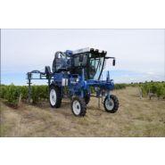 EF 100 - 140  - Tracteur enjambeur - Frema - à transmission hydrostatique 2 ou 4 roues motices