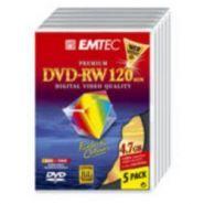 DVD -/+ RW - EMTEC
