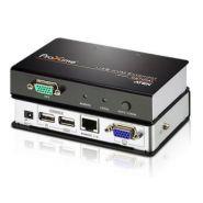Ce700a - déport kvm vga câbles cat.5e usb / mini-jack / rs-232