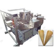 Appareil à cornet de glace professionnel - Henan Gelgoog - Capacité 500-800pcs/h