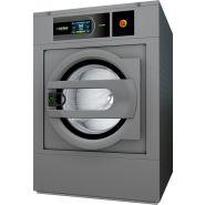 Laveuses simple essorage - Domus laundry - Grande porte de chargement en aluminium