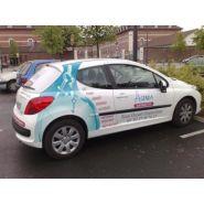 Marquage véhicule - Petiau Productions - publicitaire
