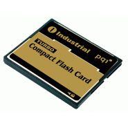 Cartes mémoires industrielles compact flash turbo 128mo